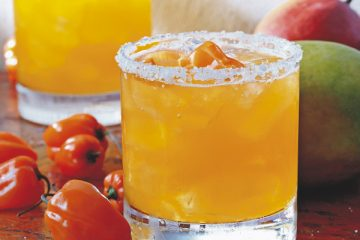 Summer Cocktail Recipe: Mango Habañero Margarita