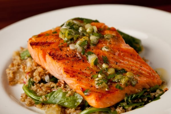 Easy summer recipes: Paul Martin's - Mesquite Grilled Salmon