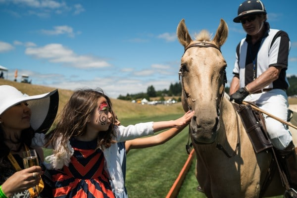 Family Day - Portland Polo Classic