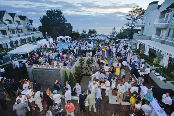 L'Auberge Del Mar Opening Day After Party. Photo courtesy L'Auberge Del Mar