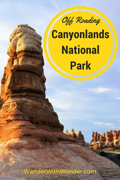 Our Grand Circle tour with NAVTEC Expeditions at Canyonlands National Park in Moab, Utah was the off-road adventure of a lifetime - even for a four-wheel novice.