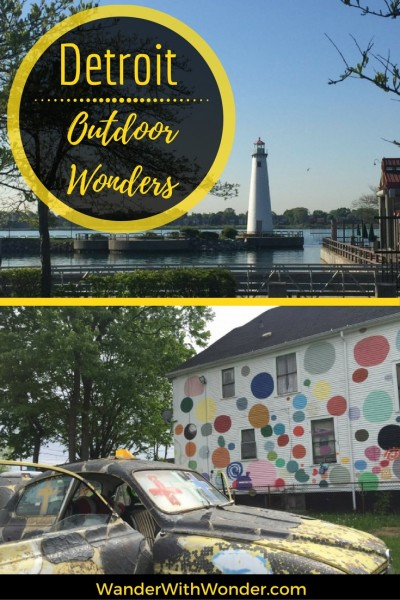 Detroit is filled with outdoor wonders. Check out the best ways to get outdoors and explore Detroit.
