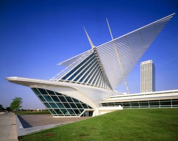 Milwaukee Art Museum. Photo courtesy Visit Milwaukee