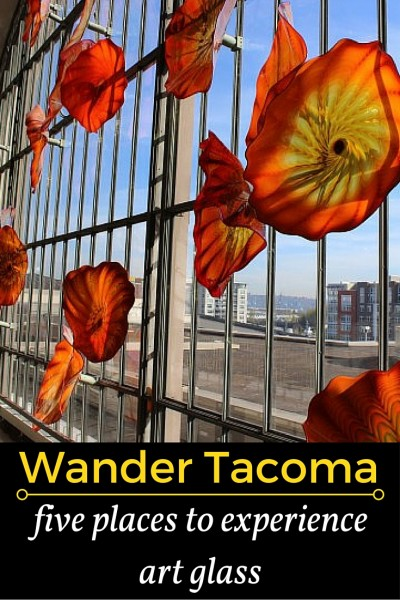 Tacoma, Washington is one of the hottest destinations for studio art glass. Here are 5 places where you can experience the beauty of art glass.