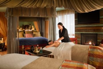 Joya Spa. Photo courtesy Omni Scottsdale Resort & Spa at Montelucia.