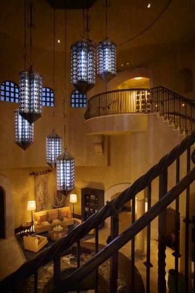 Joya Spa Reception. Photo courtesy Omni Scottsdale Resort & Spa at Montelucia