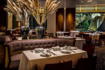Summer Pavilion at The Ritz-Carlton, Millenia Singapore Awarded Its First Michelin Star. Photo courtesy Marriott International