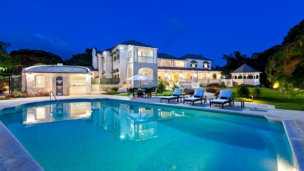 Altman Villa Rentals offers luxury holiday rentals in Barbados. Photo courtesy UltraVilla