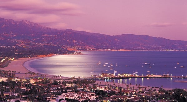 Santa Barbara Photo courtesy Visit Santa Barbara