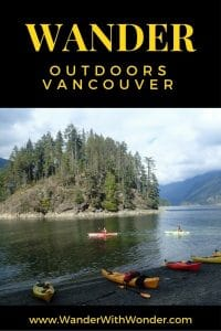 Between waterways, mountains and mild temperatures, Vancouver offers endless opportunities for outdoor enthusiasts. Outdoor adventures abound in Vancouver.