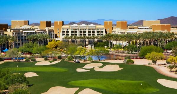 JW Marriott Phoenix Desert Ridge Resort & Spa. Photo by Werner Segarra courtesy of JW Marriott Phoenix Desert Ridge Resort & Spa