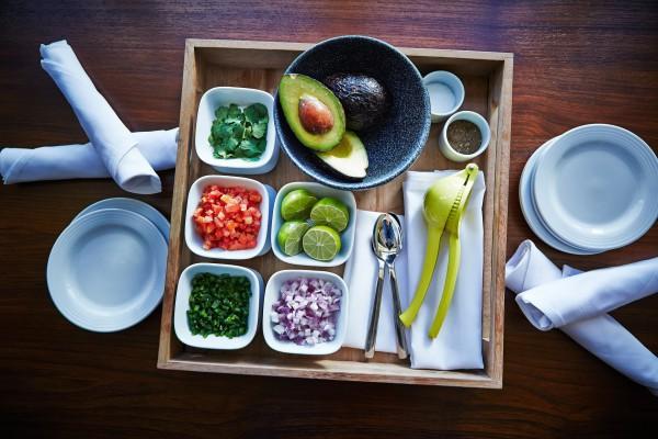 Order up fresh-made tableside guacamole at Stonegrill. Photo by Rich Jones courtesy of JW Marriott Phoenix Desert Ridge Resort & Spa