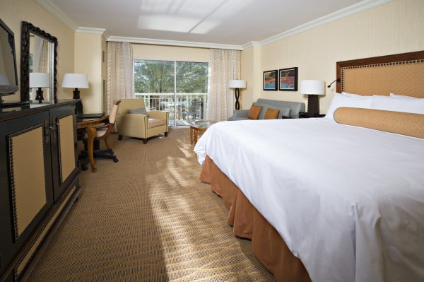 Exceptional appointments and thoughtful amenities provide a supreme level of comfort in the over-sized guest rooms. Photo by Dean Stevenson courtesy of JW Marriott Phoenix Desert Ridge Resort & Spa