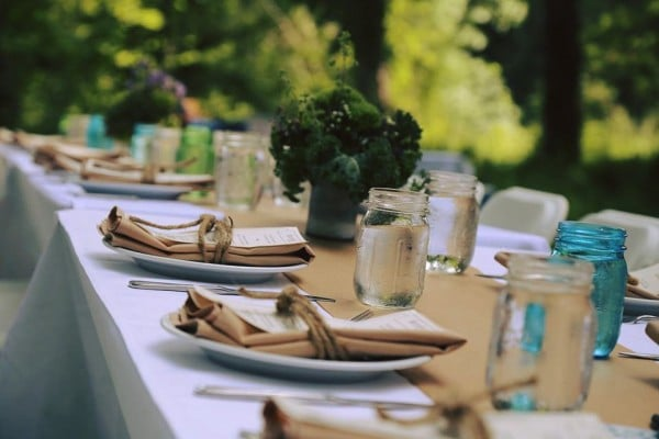 Farm To Table Casual Elegance Rain Or Shine Wander With