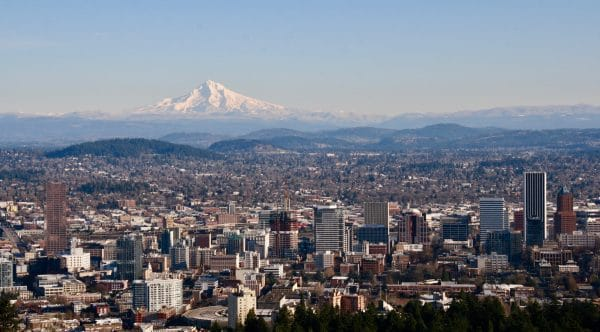 Portland View