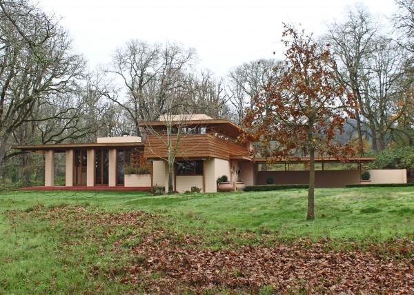 Frank Lloyd Wright Gordon House