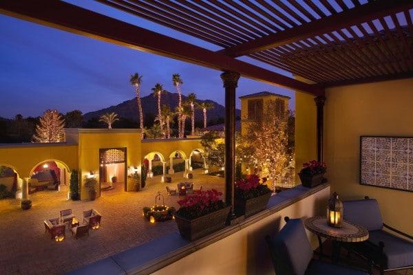Omni Scottsdale Resort & Spa at Montelucia. Photo courtesy Omni Scottsdale Resort & Spa at Montelucia.