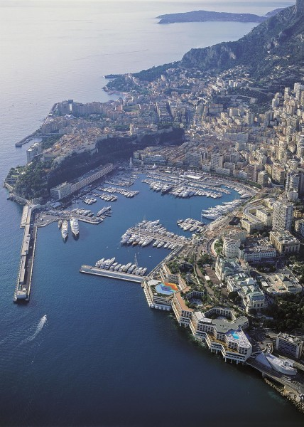 Monaco is the world's second smallest country, a picture postcard of a country on the edge of the Mediterranean Sea. Photo courtesy Fairmont Monte-Carlo