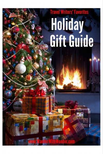 The Wander with Wonder travel writers have compiled a little holiday gift guide of some of our favorite gifts during this holiday season!