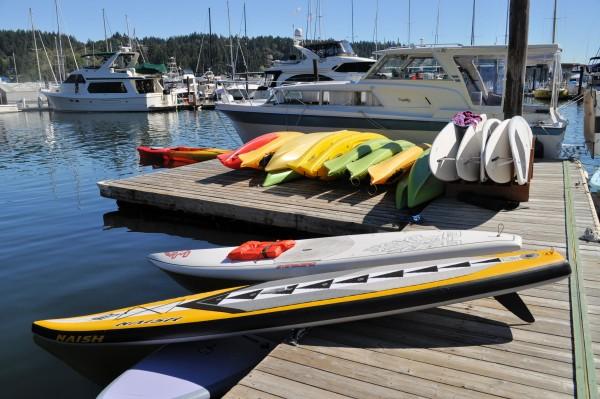 Lee's SUP & Kayak.
