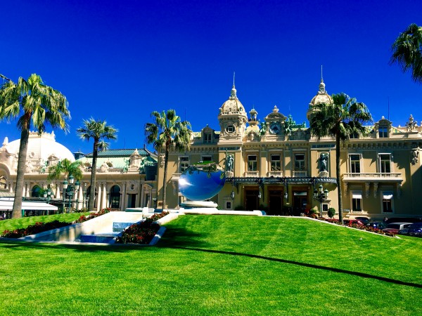 """The Monte-Carlo Casino was another of the """"wow moments"""" during my visit to Monaco. Photo by Susan Lanier-Graham"""