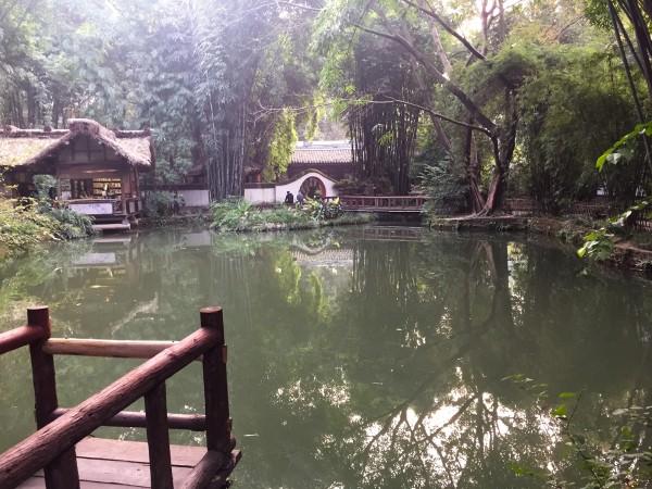 Du Fu Thatched Cottage, Chengdu