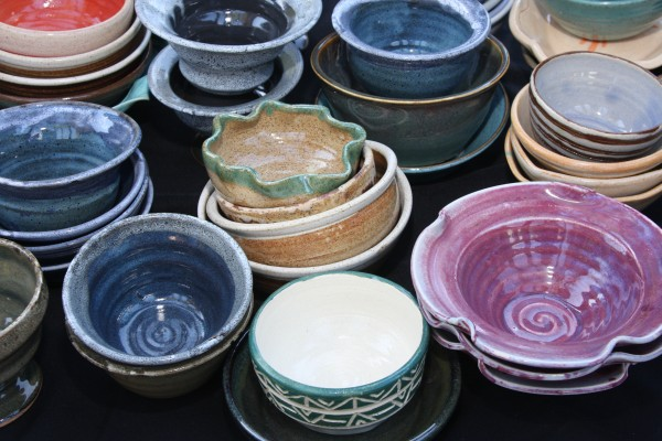 Purchase an Empty Bowl at Pita Jungle to help fight local hunger
