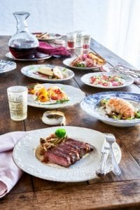 Take to the seas for a memorable culinary adventure. Get fine dining on Princess Cruises with fresh, flavorful meals on board the cruise ships.