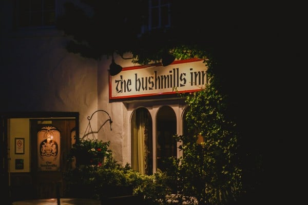The Bushmills Inn in Northern Ireland is a traditional, luxury accommodation. (photo credit: Bushmills Inn)