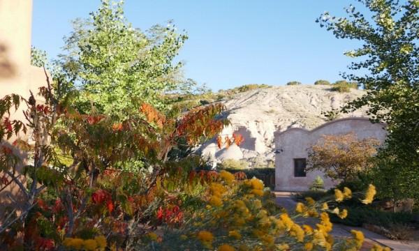 Ojo Caliente was opened in 1868. Photo by Susan Lanier-Graham