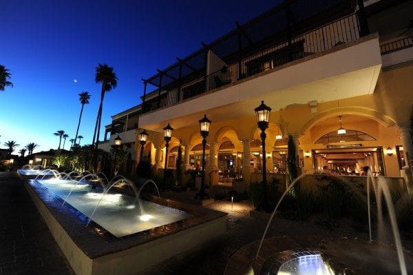 Prado at the Omni Scottsdale Resort & Spa at Montelucia
