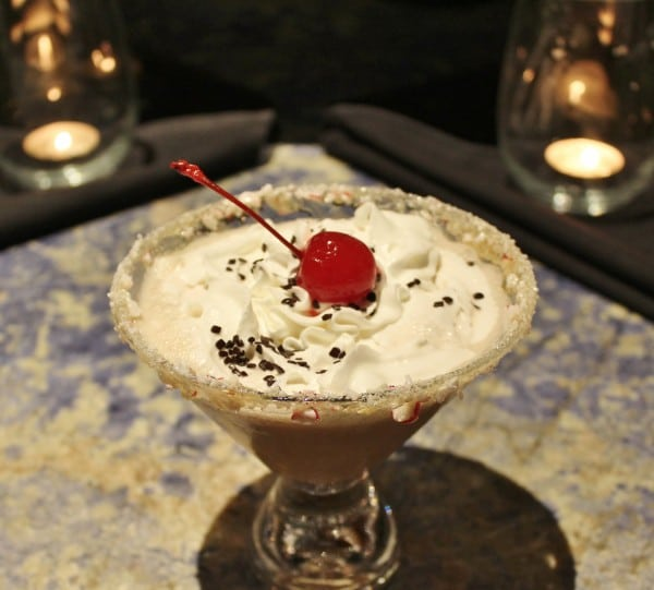 The Peppermint Patty. Holiday cocktail recipes