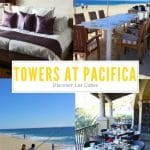 Los Cabos Mexico is home to the new Towers at Pacifica at Pueblo Bonito. Have your own private butler when you visit the luxury beach resorts in Mexico.