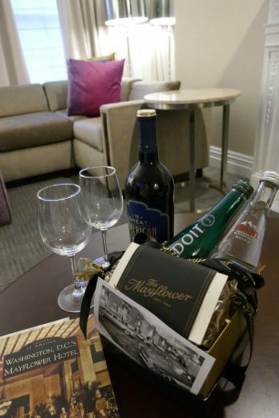Wine and Chocolates for a Romantic Weekend. Photo by Susan Lanier-Graham