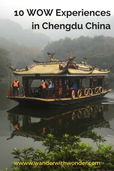 The city of Chengdu, in the mountains of Sichuan province, offers travelers an opportunity to be immersed in history, art and culture.