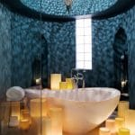 Bathtub in the Camelback Suite. Photo courtesy Omni Scottsdale Resort & Spa at Montelucia