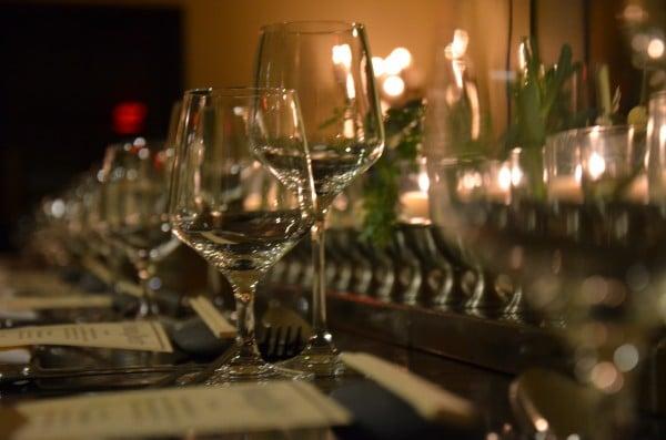 Chef's Secret Garden Dinner Series at Omni Scottsdale Resort & Spa at Montelucia
