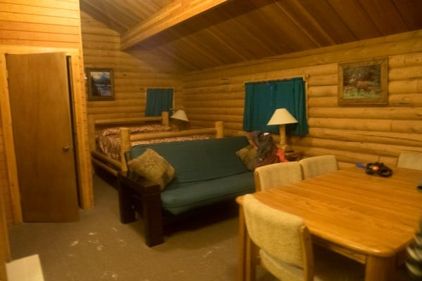 Stanley ID cabin