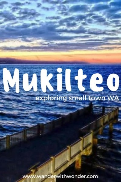 Wander the small seaside town of Mukilteo is a mix of history and modernity, making it the perfect locale for a Pacific Northwest escape.