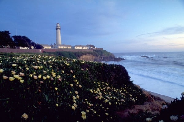 Pigeon Point Lighthouse. Photo by Robert Holmes for California Travel & Tourism