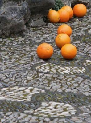 New Years Oranges