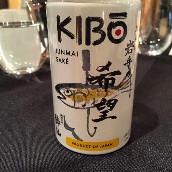 Canned Sake