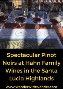 Visit Hahn Family Wines in California's Santa Lucia Highlands AVA and discover great Pinot Noir wines from this unique terroir and climate.