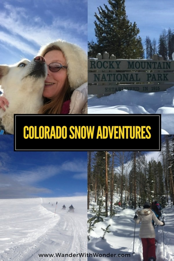 Grand County, in the Rocky Mountains, promises some of the best outdoor adventures in the Colorado snow. Let the snowventures begin!