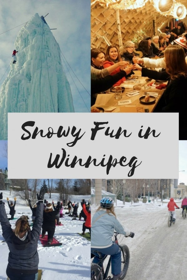 Winnipeg in winter makes a memorable getaway! Find out all that this friendly prairie city, in the middle of Canada, has to offer!
