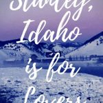 Perhaps romance is opening yourself up to the things somebody else most treasures, and together expanding your horizons. Come along and discover an unexpected romantic escape in Stanley, Idaho. #Travel #Romance #Idaho #Winter #snow #adventure