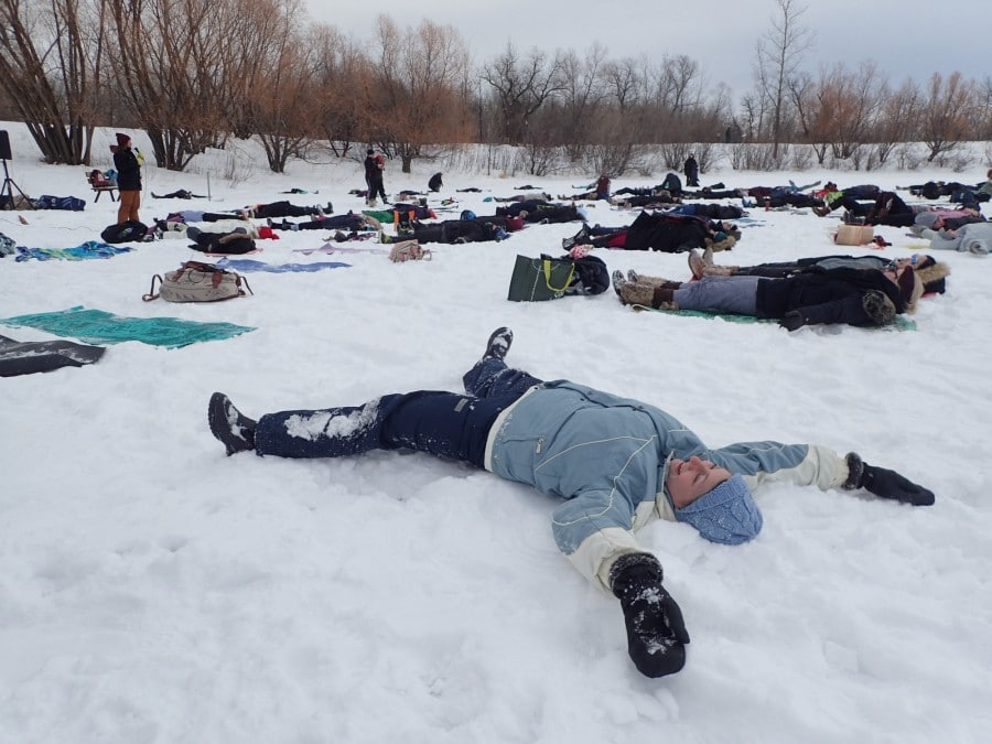 yoga frozen winnipeg