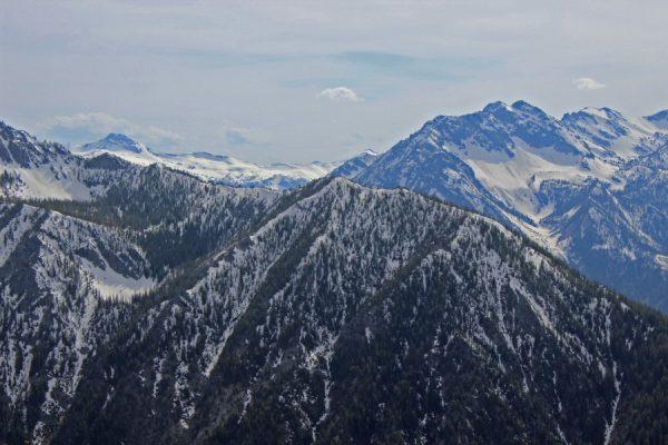 Wallowa Mountains near Joseph, Oregon