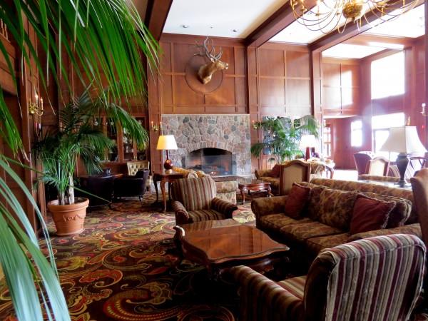 osthoff resort interior spaces