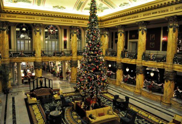 The Jefferson Christmas Tree